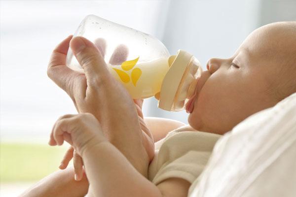 Milchpumpe Anwendung